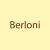 Шторные ткани BERLONI