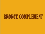 Шторные ткани BRONCE COMPLEMENT