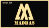 Шторные ткани MADRAS